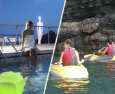 Escursione guidata in canoa + Relax presso SPA Nova Luna et Stellis