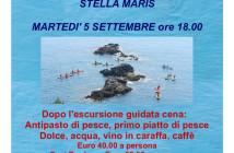 GIROCENANDO stella maris settembre 2017