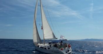 Escursioni in barca a vela – Stagione 2020