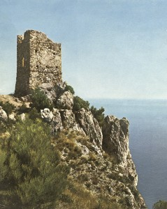 Torre d'Ere negli anni '50